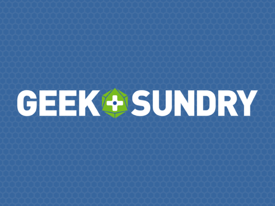 Geek & Sundry Key Art